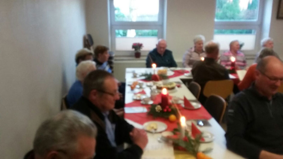 Seniorenadvent in Breinermoor